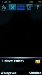Sony Ericsson U8i Vivaz Pro - MMS - automatisch instellen - Stap 3