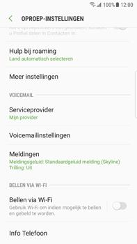 Samsung Galaxy S7 Edge - Android Oreo - Bellen - bellen via wifi (VoWifi) - Stap 6
