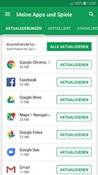 Samsung Galaxy J3 (2017) - Apps - Nach App-Updates suchen - Schritt 6