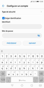Huawei P Smart - E-mails - Ajouter ou modifier un compte e-mail - Étape 15