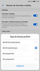 Honor 9 - Internet et connexion - Activer la 4G - Étape 6