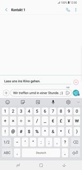 Samsung Galaxy S9 Plus - MMS - Erstellen und senden - 2 / 2