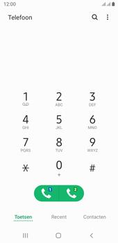 Samsung galaxy-j6-sm-j600fn-ds-android-pie - Voicemail - Handmatig instellen - Stap 4