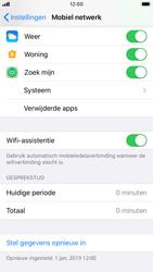 Apple iPhone 7 - iOS 13 - wifi - schakel Wi-Fi Assistentie uit - stap 5