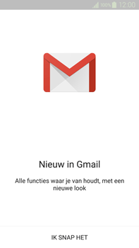 Samsung Galaxy Note 4 4G (SM-N910F) - E-mail - 032a. Email wizard - Gmail - Stap 6