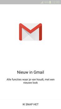 Samsung N910F Galaxy Note 4 - E-mail - handmatig instellen (gmail) - Stap 5