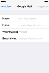 Apple iPhone 4 met iOS 7 - E-mail - 032a. Email wizard - Gmail - Stap 7