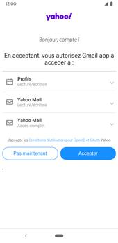Google Pixel 3a - E-mails - Ajouter ou modifier votre compte Yahoo - Étape 10