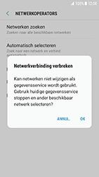 Samsung Galaxy S7 - Android Nougat - netwerk en bereik - gebruik in binnen- en buitenland - stap 11