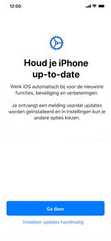 Apple iphone-xs-max-met-ios-13-model-a1921 - Instellingen aanpassen - Nieuw toestel instellen - Stap 27