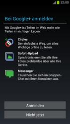 Samsung I9300 Galaxy S III - Apps - Konto anlegen und einrichten - Schritt 10