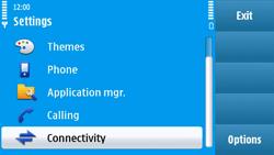 Nokia N97 - MMS - Manual configuration - Step 4