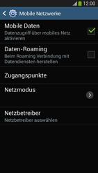 Samsung SM-G3815 Galaxy Express 2 - Internet und Datenroaming - Manuelle Konfiguration - Schritt 7