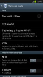 Samsung Galaxy S III LTE - Rete - Selezione manuale della rete - Fase 5