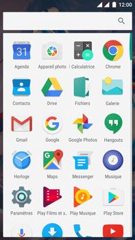 OnePlus 3 - E-mail - Configuration manuelle (outlook) - Étape 3