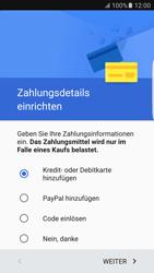 Samsung Galaxy S6 Edge - Apps - Konto anlegen und einrichten - 2 / 2