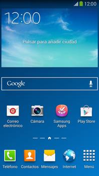 Samsung Galaxy Note 3 - Aplicaciones - Tienda de aplicaciones - Paso 1