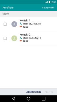 LG H815 G4 - Anrufe - Anrufe blockieren - Schritt 9