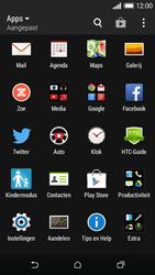 HTC Desire 610 - internet - hoe te internetten - stap 2