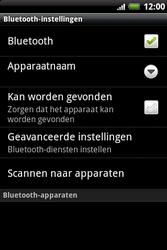 HTC A510e Wildfire S - Bluetooth - koppelen met ander apparaat - Stap 8