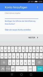 Huawei P8 - E-Mail - Konto einrichten (gmail) - Schritt 10