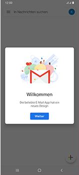 Samsung Galaxy A70 - E-Mail - 032a. Email wizard - Gmail - Schritt 14