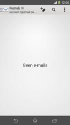 Sony D2303 Xperia M2 - E-mail - Account instellen (IMAP zonder SMTP-verificatie) - Stap 4