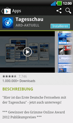 LG Optimus Black - Apps - Herunterladen - 7 / 22