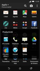 HTC One M8s - Internet - navigation sur Internet - Étape 3