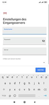 Xiaomi Mi Mix 3 5G - E-Mail - Manuelle Konfiguration - Schritt 15