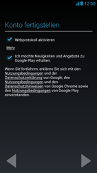 Huawei Ascend G526 - Apps - Einrichten des App Stores - Schritt 16
