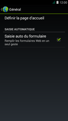 Acer Liquid Z410 - Internet - Configuration manuelle - Étape 24
