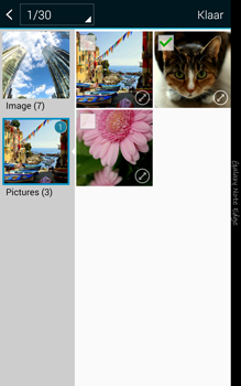 Samsung Galaxy Note Edge - e-mail - hoe te versturen - stap 19
