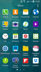 Samsung Galaxy S 5 - WiFi - Anrufen über WiFi - Schritt 2