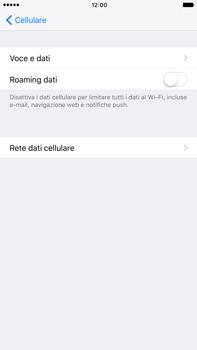 Apple Apple iPhone 7 Plus - Internet e roaming dati - Configurazione manuale - Fase 9