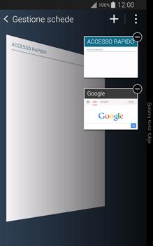 Samsung Galaxy Note Edge - Internet e roaming dati - Uso di Internet - Fase 14