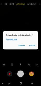 Samsung Galaxy J6 - Photos, vidéos, musique - Prendre une photo - Étape 5