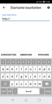 LG G6 - Internet - Manuelle Konfiguration - 26 / 36