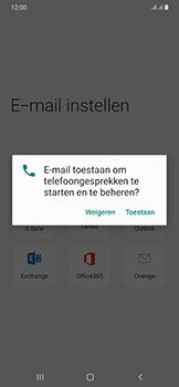 Samsung Galaxy A50 - e-mail - handmatig instellen - stap 10