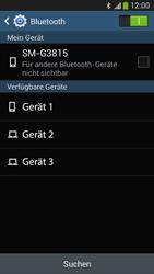 Samsung SM-G3815 Galaxy Express 2 - Bluetooth - Verbinden von Geräten - Schritt 7