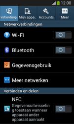 Samsung Galaxy S3 Mini VE (I8200) - Internet - Uitzetten - Stap 4