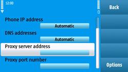 Nokia N97 - MMS - Manual configuration - Step 18