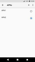 Sony Xperia XA2 - Internet - Manual configuration - Step 18