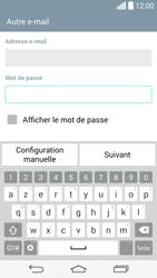 LG D855 G3 - E-mails - Ajouter ou modifier votre compte Outlook - Étape 7