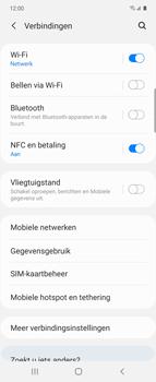 Samsung Galaxy Z Flip Single-SIM + eSIM (SM-F700F) - Bellen - WiFi Bellen (VoWiFi) - Stap 5