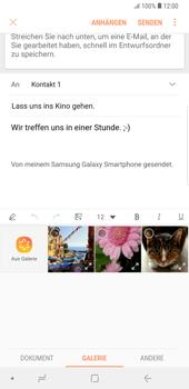 Samsung Galaxy Note9 - E-Mail - E-Mail versenden - 13 / 21