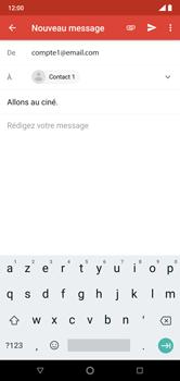 Nokia 7.1 - E-mails - Envoyer un e-mail - Étape 8
