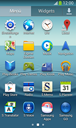 Samsung Galaxy Grand Neo - Netzwerk - Netzwerkeinstellungen ändern - 3 / 8