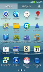 Samsung I9060 Galaxy Grand Neo - WLAN - Manuelle Konfiguration - Schritt 3