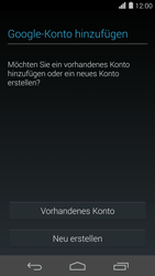 Huawei Ascend P7 - E-Mail - Konto einrichten (gmail) - 2 / 2